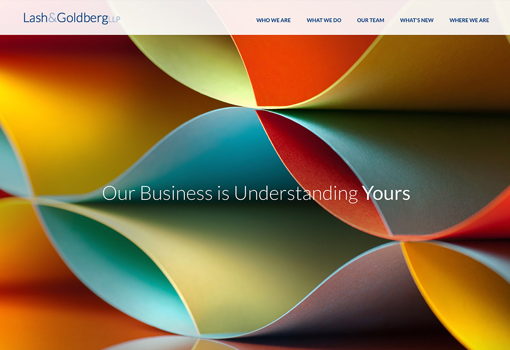 Law Firm Website Design Inspiration for 2016 | PaperStreet