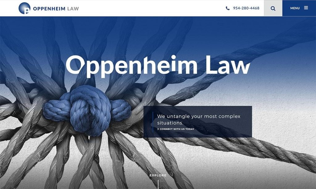 Web Design Ideas for Law Firms