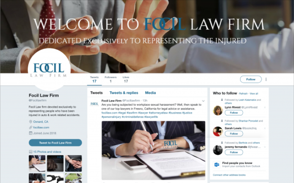 2018 Social Media Marketing Law Firm Guide - Gateway to Your