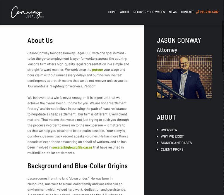 conwaylegalpa bio