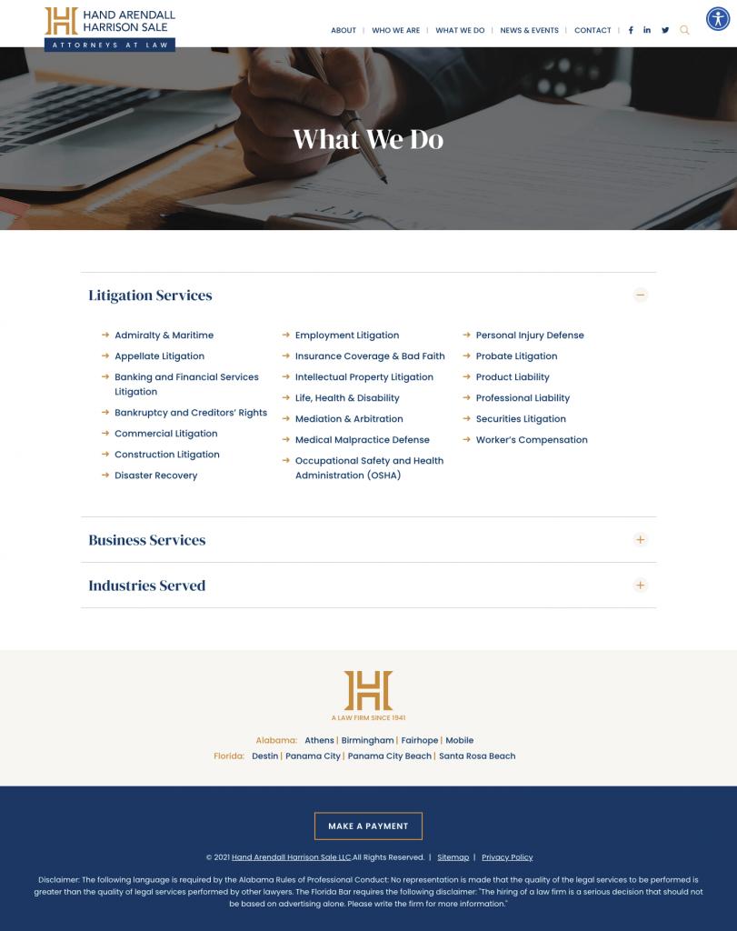 handfirm-what-we-do screenshot