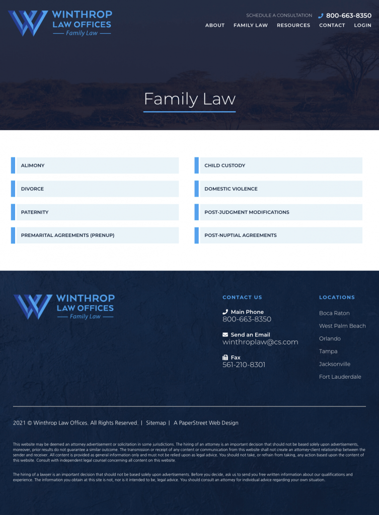 winthroplawoffices-family-law screenshot