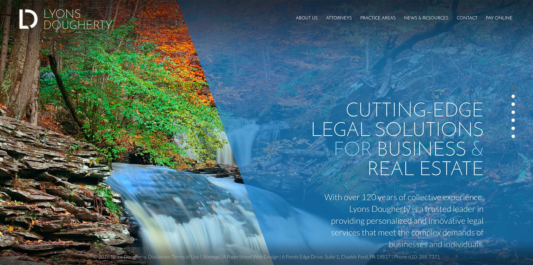 50 Best Law Firm Wordpress Websites Paperstreet