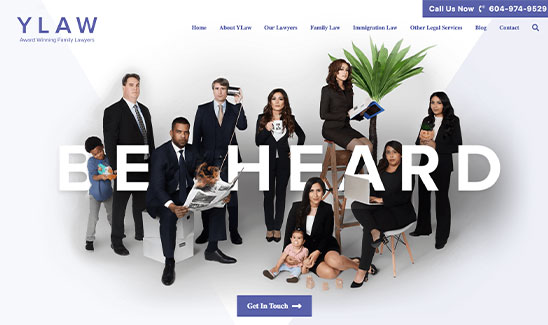 YLAW Website