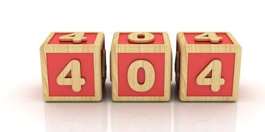 404 blocks