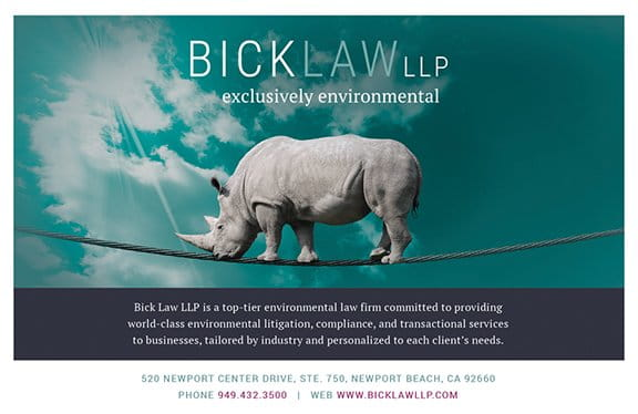 Bick Law LLP advertisement site thumbnail