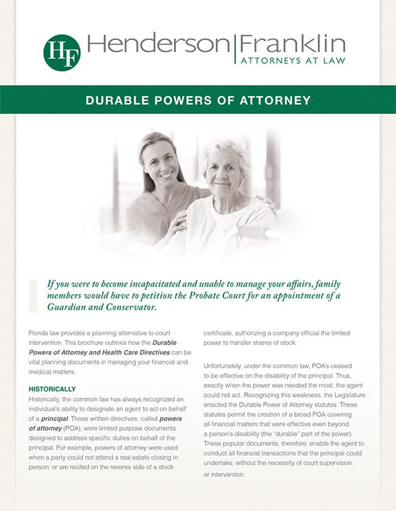 Henderson Law advertisement site thumbnail