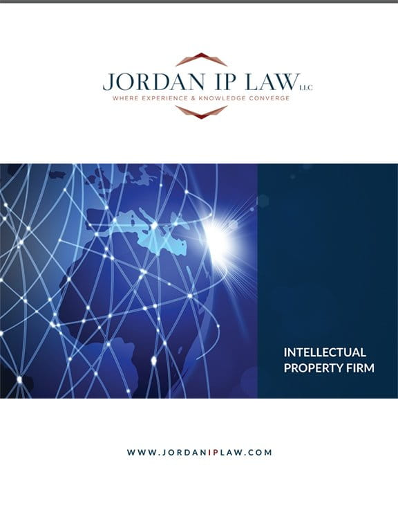 Jordan IP Law cover