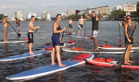 PaperStreet Paddleboarding