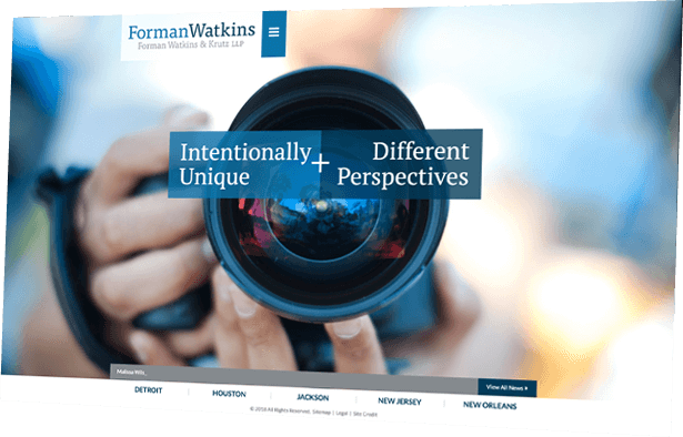 Law Firm Website Design, Attorney Web Design, Lawyer