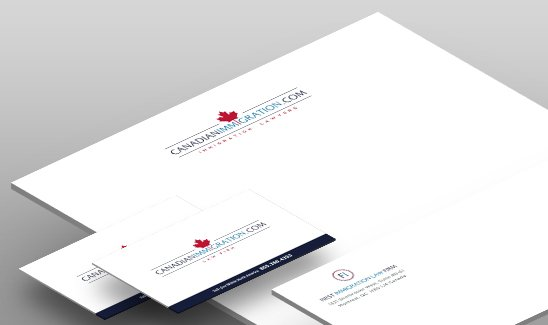 Canadian Immigration corporate identity