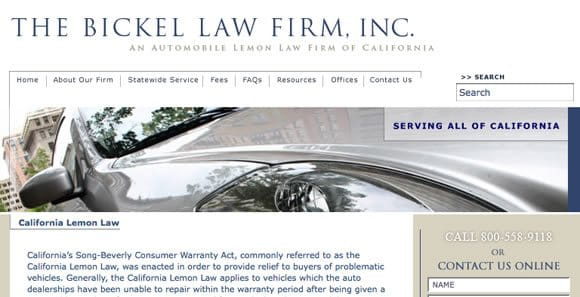 The Bickel Law Firm