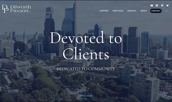 Law Firm Website Design Inspiration: Best Web Designs of