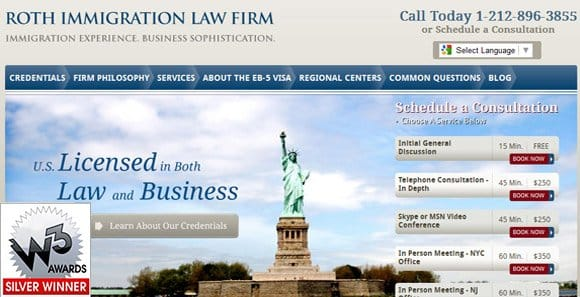 Roth Immigration Law Firm