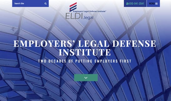 Employers Legal Defense Institute (Kaplin Stewart) site thumbnail