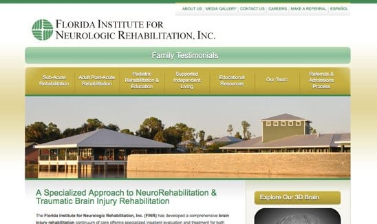 Florida Institute for Neurologic Rehabilitation, Inc.
