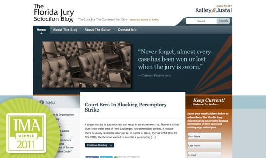 Florida Jury Selection Blog
