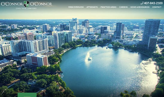 O'Connor & O'Connor, LLC site thumbnail