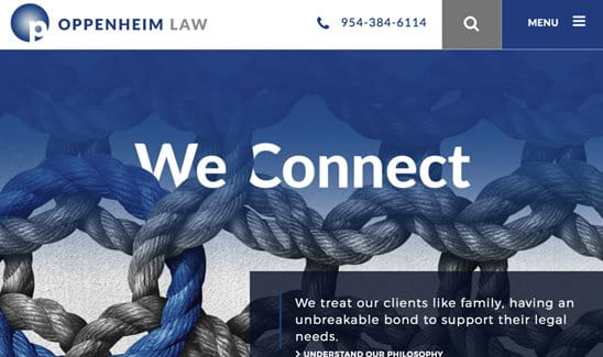 Platinum Award Winner - Oppenheim Law
