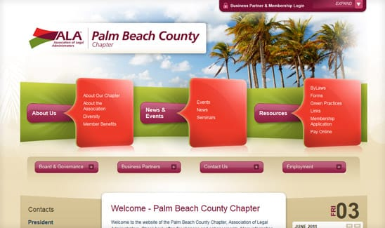 Palm Beach County ALA site thumbnail