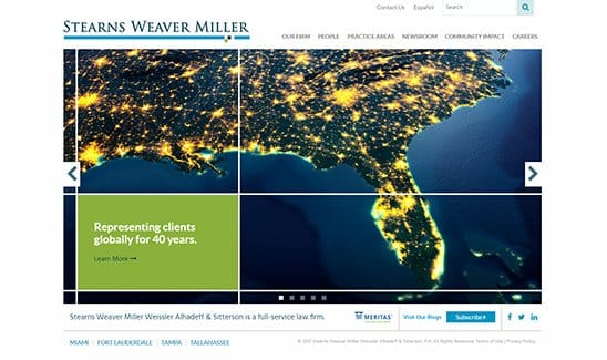 Stearns Weaver site thumbnail