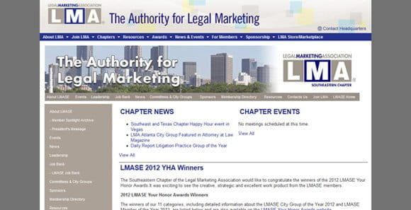 The Legal Marketing Association, Southeast Chapter